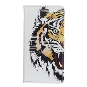 Taltech Lommeboketui for iPhone XS Max - Tiger