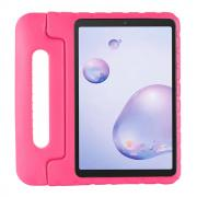 "Taltech Eva Drop-proof Deksel for Galaxy Tab A7 10.4"" 2020 - Rosa"