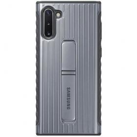 Samsung Samsung Protective Standing Cover for Samsung Galaxy Note 10 - Sølv