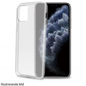 """Celly Celly Gelskin Deksel for iPhone 12 Pro & iPhone 12 6.1"""" - Transparent"""