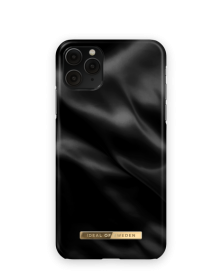 iDeal of Sweden iDeal Fashion Deksel for iPhone 11 Pro Max/XS Max - Black Satin