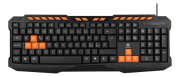 Deltaco gaming DELTACO GAMING tastatur, anti-ghosting, nordisk