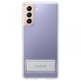 Samsung Samsung Clear Standing Cover for Samsung Galaxy S21 Plus 5G - Transparent