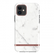 Richmond Richmond & Finch Deksel for iPhone 11 - White Marble