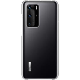 huawei Huawei Protective Cover for Huawei P40 Pro - Transparent