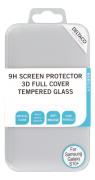 DELTACO DELTACO Skjermbeskyttelse 3D Herdet glass for Galaxy S10 Plus - Transparent