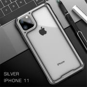Taltech IPAKY Mu Feng Series Deksel for iPhone 11 - Sølv