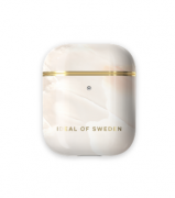 iDeal of Sweden iDeal Etui for Apple AirPods 1st & 2nd Gen - Rose Pearl Marble