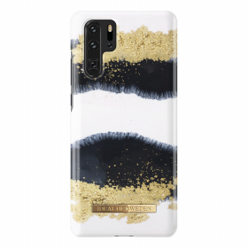 iDeal of Sweden iDeal Fashion Case for Huawei P30 Pro - Gleaming Licorice