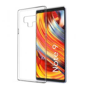 SiGN SiGN Ultra Slim Deksel for Samsung Galaxy Note 9 - Transparent