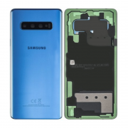 Samsung Galaxy S10 Plus Bakside - Prism Blue