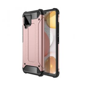 Taltech Armor Guard Deksel for Samsung Galaxy A42 - Roségull