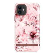 Richmond Richmond & Finch Deksel for iPhone 11 - Pink Marble Floral