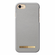 iDeal of Sweden iDeal Fashion Case Saffiano for iPhone 6-6S-7-8 - Grey