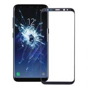 Samsung Galaxy S8 Plus Glass - Svart
