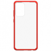Otterbox Otterbox React Deksel for Samsung Galaxy A72 - Power Red