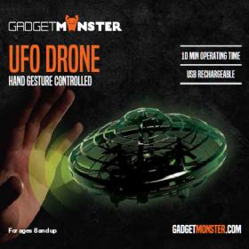 Gadget Monster Gadgetmonster UFO Drone