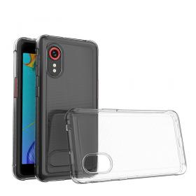 Taltech Crystal Clear Deksel for Samsung Galaxy Xcover 5 - Transparent