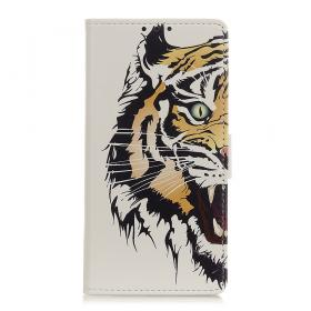Taltech Lommeboketui for Samsung Galaxy S21 Plus - Tiger