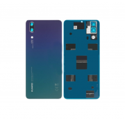 Huawei P20 Batteriluke, Bakside Original - Twilight