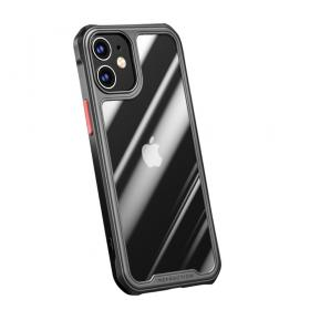 Taltech IPAKY Shock-Resistant Case for iPhone 12 & 12 Pro - Svart