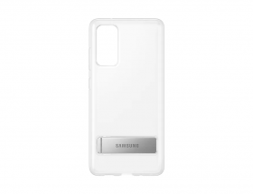Samsung Samsung Clear Standing Cover for Samsung Galaxy S20 FE - Transparent