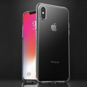 OEM SULADA Crystal Clear Deksel for iPhone XS Max