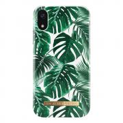 iDeal Fashion Case for iPhone XR - Monstera Jungle