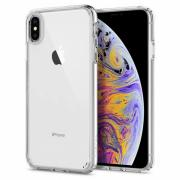 Spigen Ultra Hybrid Deksel til iPhone XS Max - Transparent