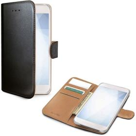 Celly Celly Wallet Case til Sony Xperia 10 Plus - Svart