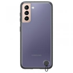 Samsung Samsung Clear Protective Cover for Samsung Galaxy S21 5G - Svart