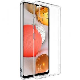 Taltech IMAK UX-5 Deksel for Samsung Galaxy A42 - Transparent