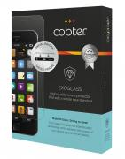 Copter Exoglass Curved Frame til iPhone 7/8 Plus — Hvit