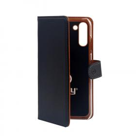 Celly Celly Wally Lommeboketui for Samsung Galaxy Note 10 - Svart