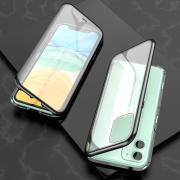 Taltech Deksel i Herdet Glass for iPhone 11 - Svart