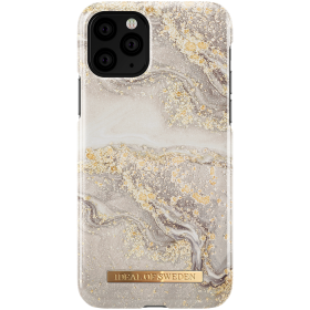 iDeal of Sweden iDeal Fashion Deksel for iPhone 11 Pro - Sparkle Greige Marble