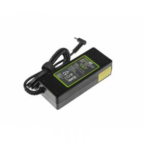 Green Cell Green Cell Lader for Asus Pro, 19V 4.74A 90W - Svart