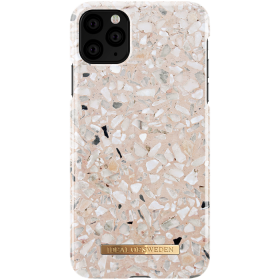 iDeal of Sweden iDeal Fashion Deksel for iPhone 11 Pro Max - Greige Terazzo