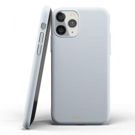 Nudient Nudient Thin Deksel for iPhone 11 Pro - Pearl Grey
