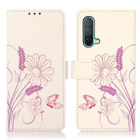 Taltech OnePlus Nord CE 5G Etui - Lyse rosa