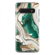 iDeal of Sweden iDeal Fashion Case for Samsung Galaxy S10 - Golden Jade