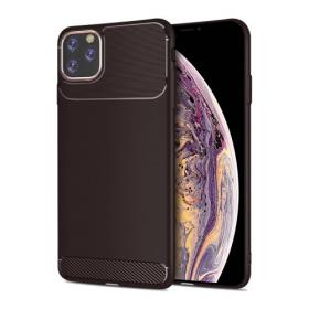 Taltech Armor Series Deksel for iPhone 11 Pro Max - Brun