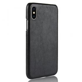 OEM Litchi Deksel for iPhone XS Max