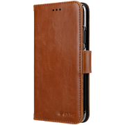 Melkco Melkco Wallet Lommeboketui for iPhone 11 Pro - Brun