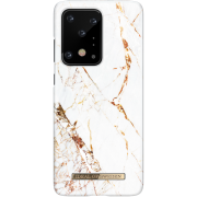 iDeal of Sweden iDeal Fashion Case for Samsung Galaxy S20 Ultra - Carrara Gold