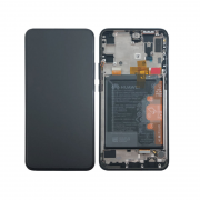 huawei Skjerm med LCD Display for Huawei P Smart Z - Svart