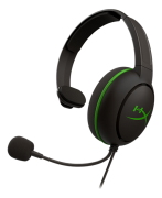 Kingston Kingston HyperX CloudX Chat Headset for Xbox - Svart