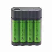 GP Batteries GP Charge AnyWay - Batterilader og Power Bank