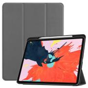 Tri-Fold Etui for iPad 12.9 (2018) - Grå