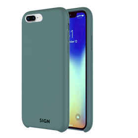 SiGN SiGN Liquid Silicone Case for iPhone 7 & 8 Plus - Mint